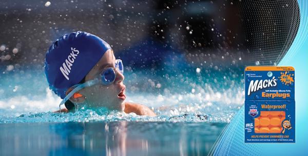 đồ bịt tai chống ồn đi bơi cho bé