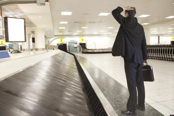 dây đai cho vali ngăn thực trang mất hành lý