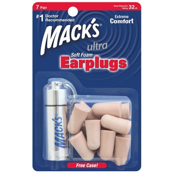 bịt lỗ tai chống ồn Mack's
