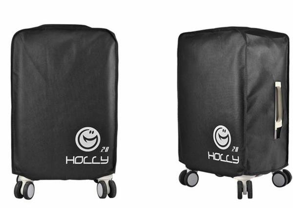 túi bọc vali Holly đen