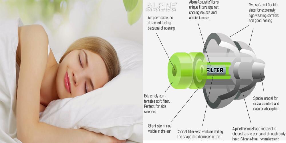bịt tai chống ồn ngủ ngon