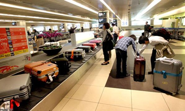 hành lý kí gửi