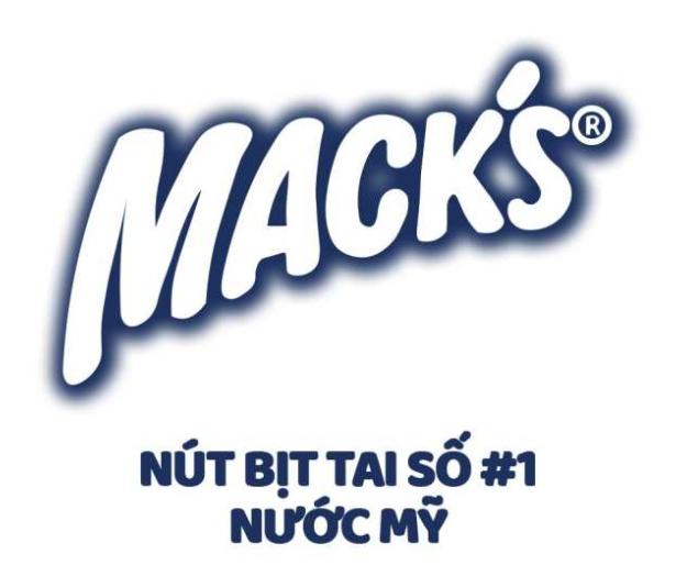 thương hiệu Mack's
