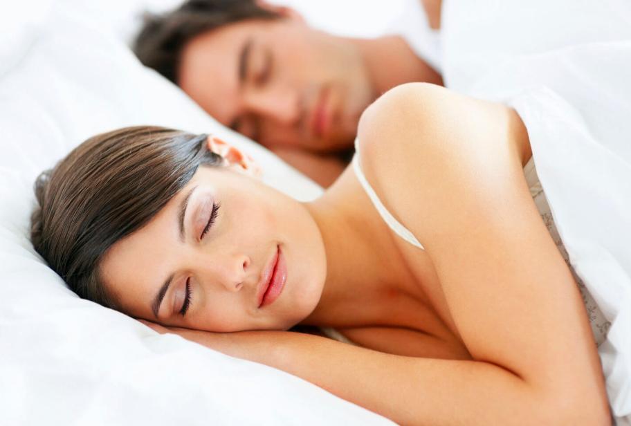 tư thế ngủ ngon