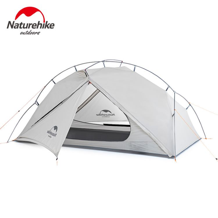 Lều cắm trại 1 người Naturehike NH18W001K màu trắng