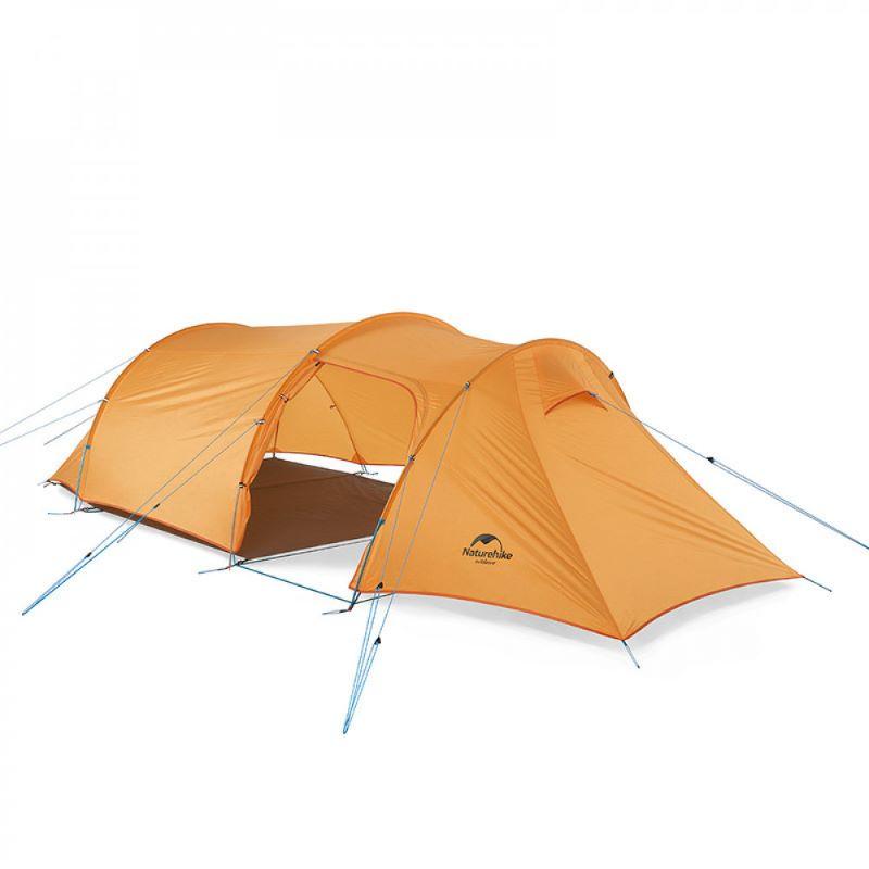 Lều đi phượt Naturehike màu cam