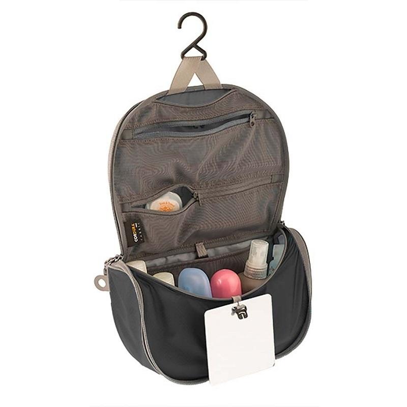 Túi đựng đồ trang điểm chống nước SeatoSummit màu đen