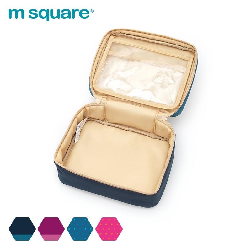 Túi đựng đồ trang điểm Msquare Short Term