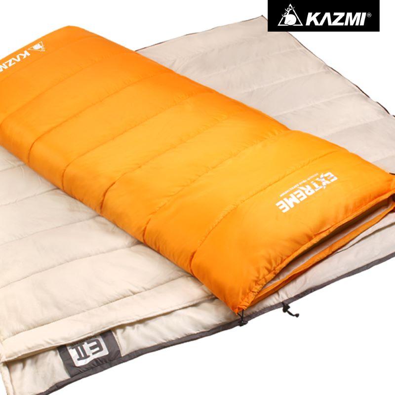 Túi ngủ du lịch Kazmi màu cam