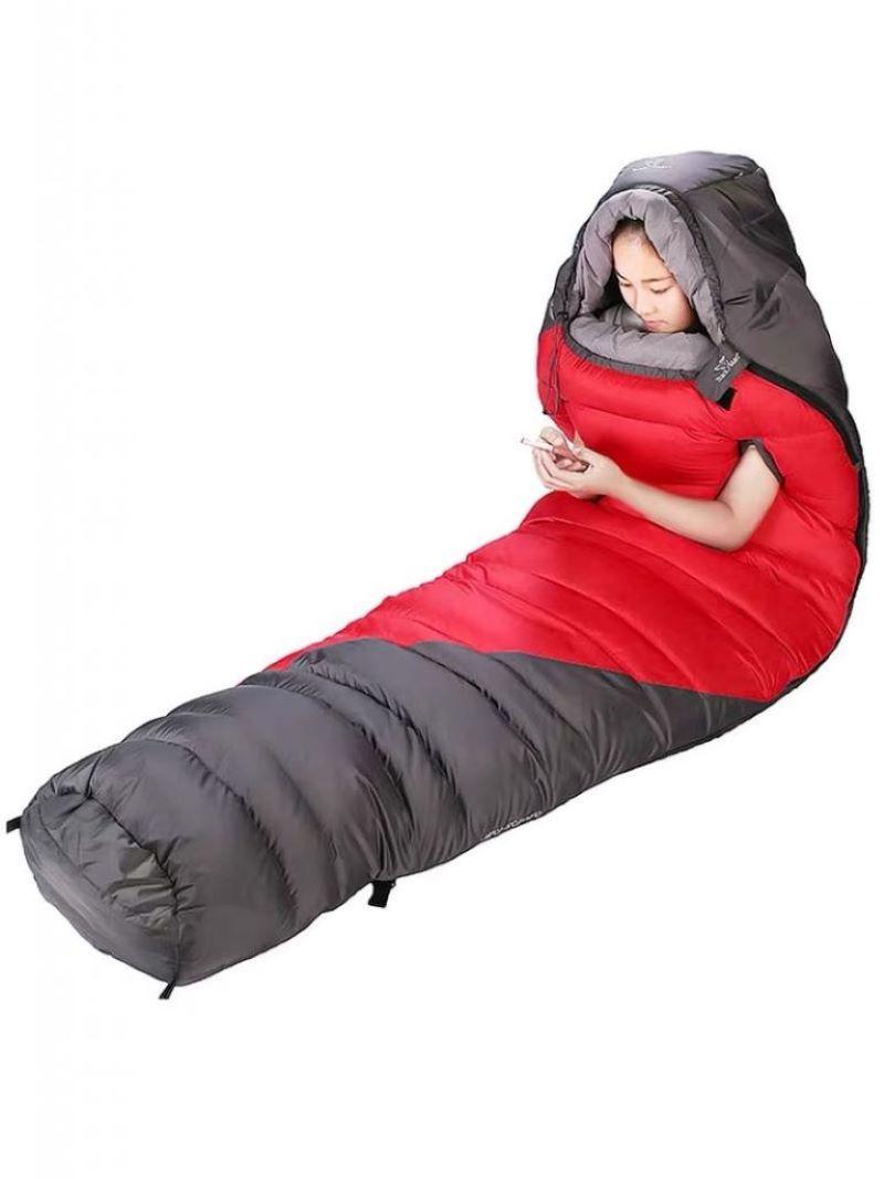 Túi ngủ lông vũ Trackman