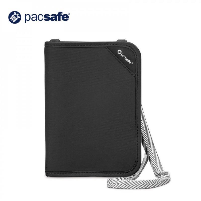 Ví đựng passport cao cấp Pacsafe màu đen